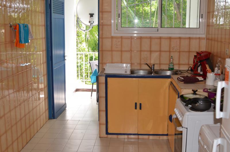 Cucina separata Affitto Appartamento 76076 Saint Pierre (Riunione)
