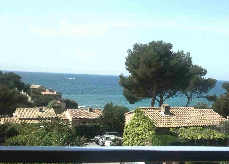 Vista dal terrazzo Affitto Appartamento 79595 Sanary