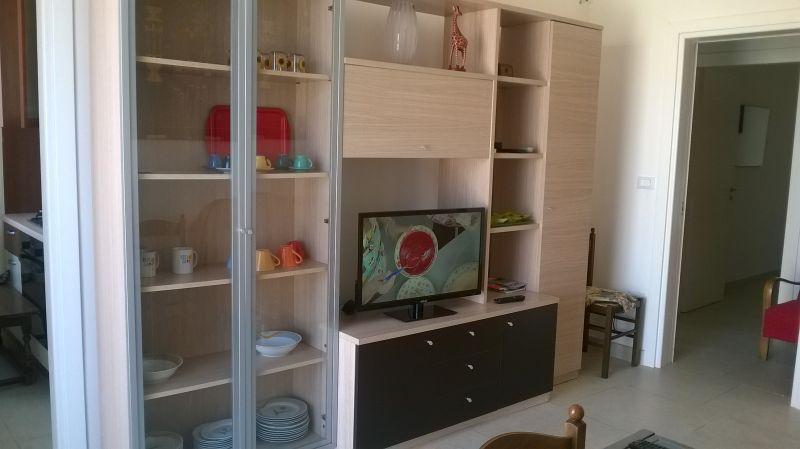 Sala da pranzo Affitto Appartamento 80037 Ugento - Torre San Giovanni
