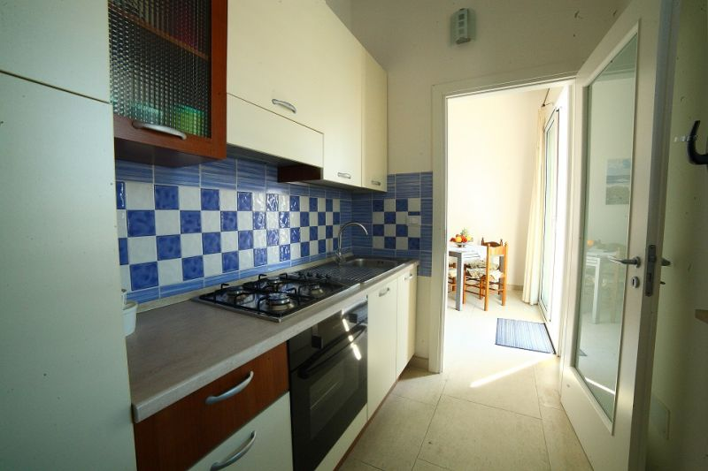 Cucina separata Affitto Appartamento 80037 Ugento - Torre San Giovanni