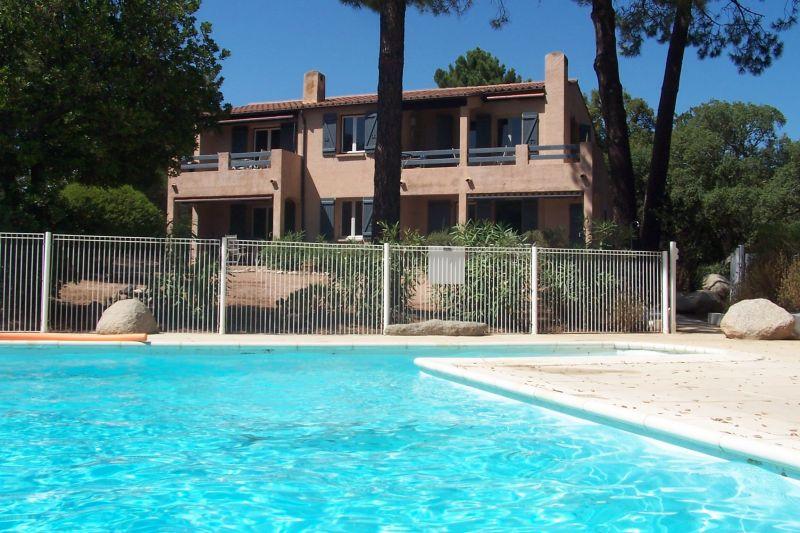 Vista esterna della casa vacanze Affitto Villa  81700 Porto Vecchio