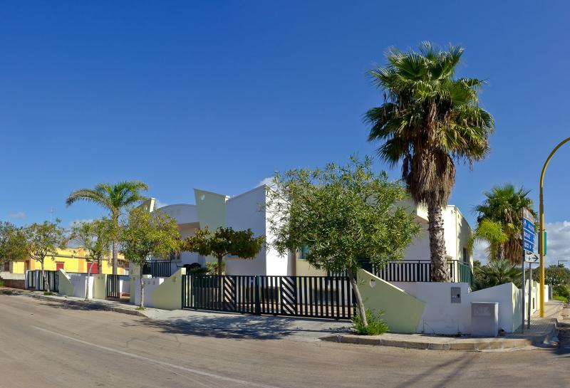 Vista esterna della casa vacanze Affitto Appartamento 83079 Gallipoli