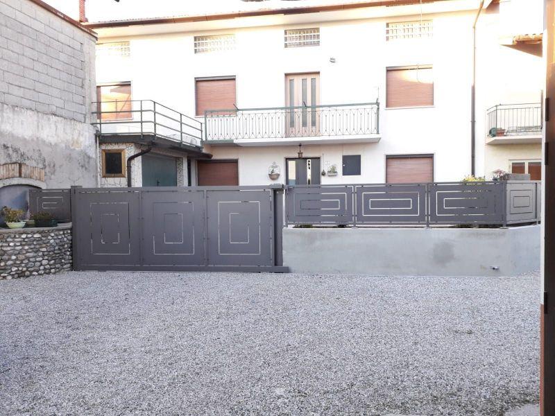 Vista esterna della casa vacanze Affitto Casa 84288 Udine