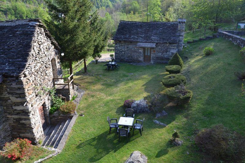 Vista dal balcone Affitto Agriturismo 85439 Verbania