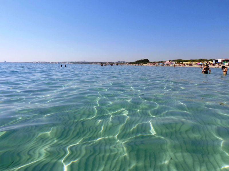 Spiaggia Affitto Villa  86623 Lido Marini