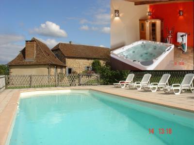 Vista esterna della casa vacanze Affitto Agriturismo 97938 Montignac sur V�z�re (Grottes de Lascaux)