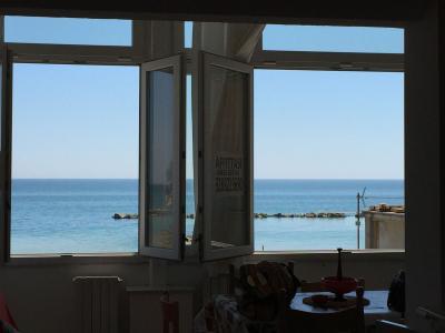 Vista dalla casa vacanze Affitto Appartamento 98582 Grottammare