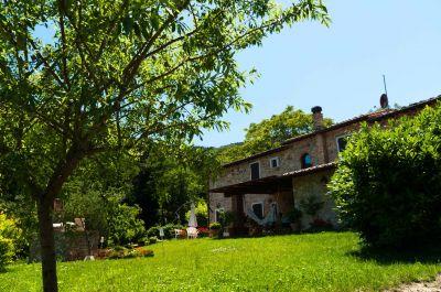 Vista esterna della casa vacanze Affitto Villa  101690