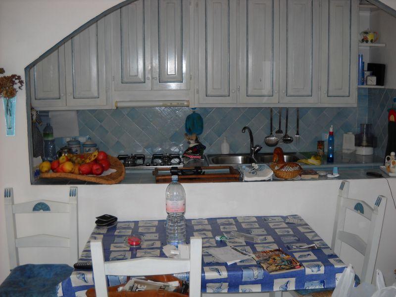 Cucina all'americana Affitto Appartamento 107181 Porto Rotondo
