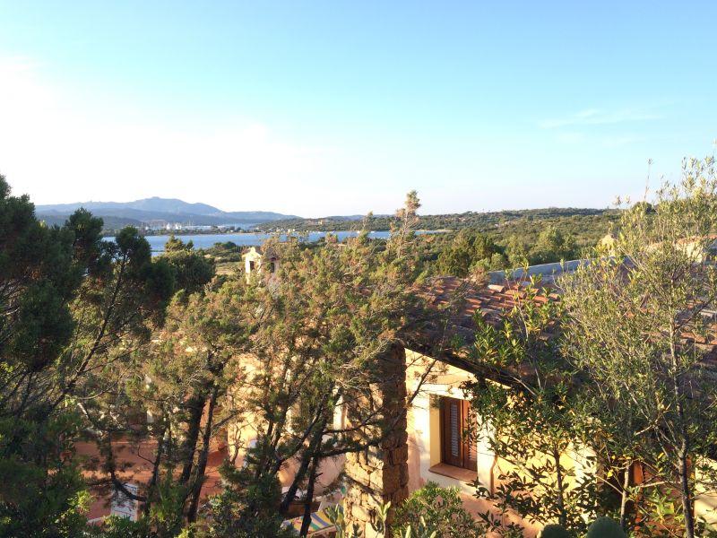 Vista esterna della casa vacanze Affitto Appartamento 107181 Porto Rotondo