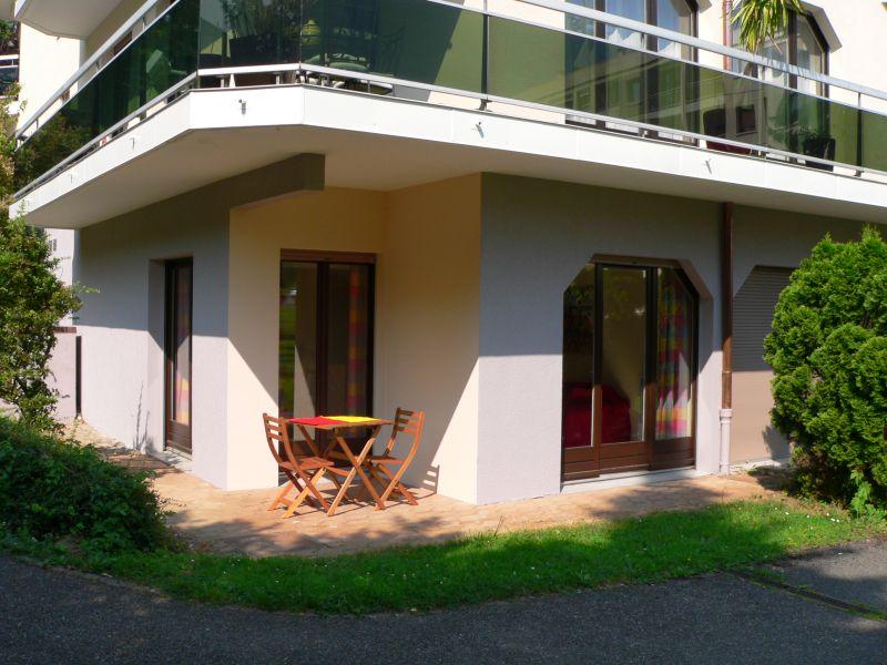Terrazzo Affitto Monolocale 108306 Thonon Les Bains