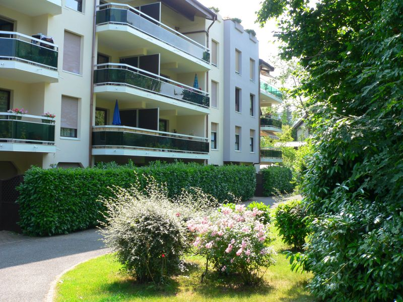 Vista esterna della casa vacanze Affitto Monolocale 108306 Thonon Les Bains