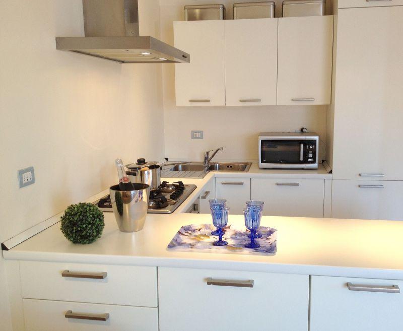 Cucina all'americana Affitto Appartamento 112811 Ossuccio