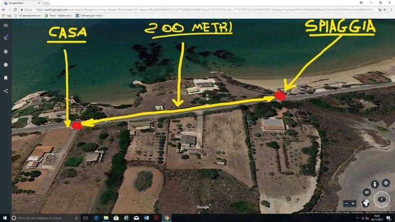 Spiaggia Affitto Villa  113249 Ispica