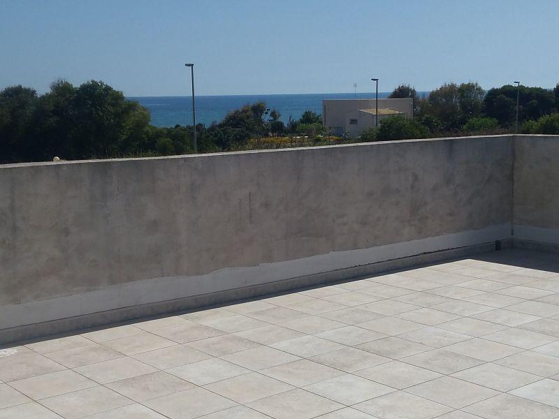 Vista dal terrazzo Affitto Villa  113249 Ispica