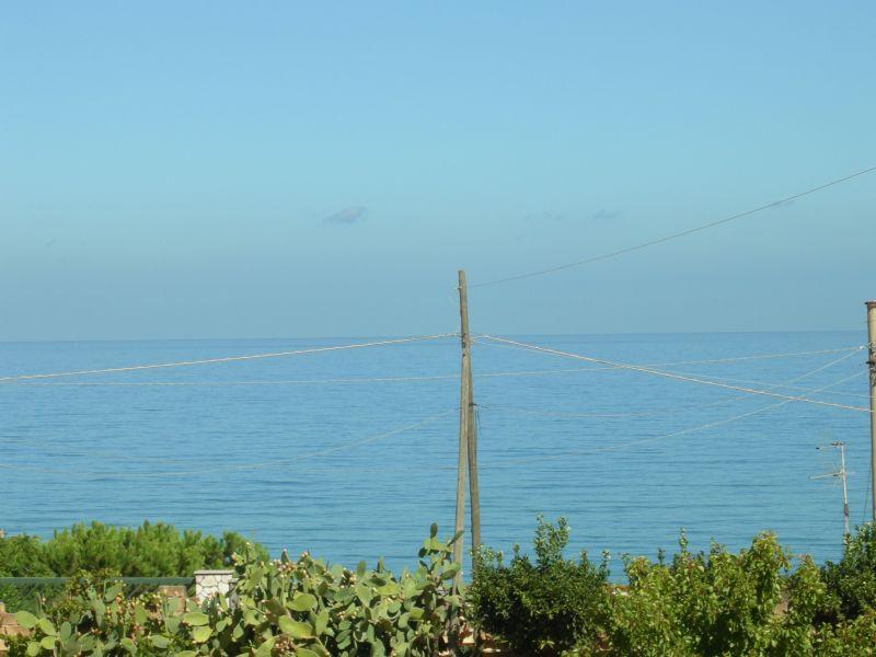 Vista dalla casa vacanze Affitto Villa  113429 Balestrate