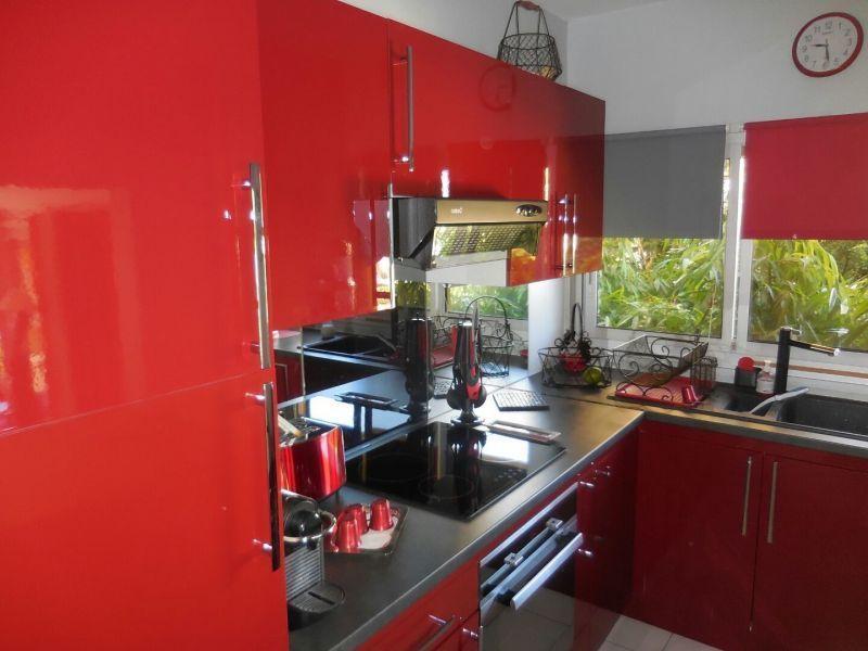 Cucina all'americana Affitto Appartamento 116952 Saint-Paul
