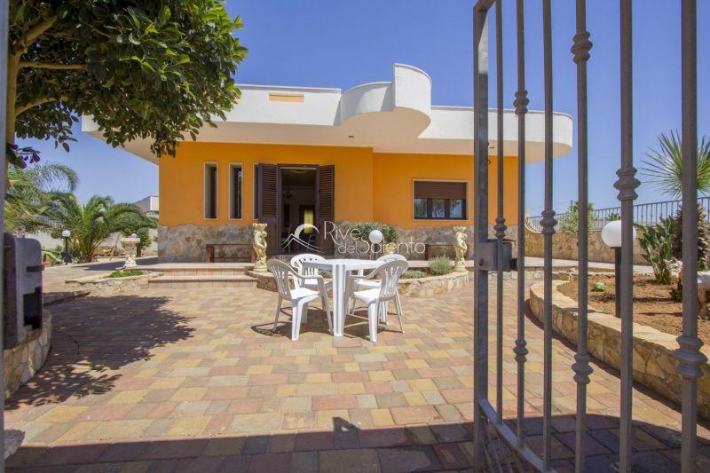 Entrata Affitto Villa  117638 Porto Cesareo