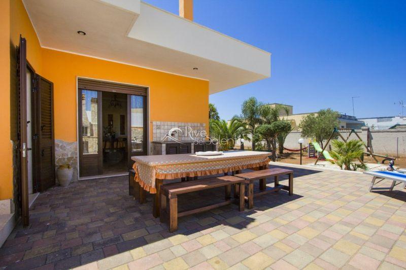 Veranda Affitto Villa  117638 Porto Cesareo