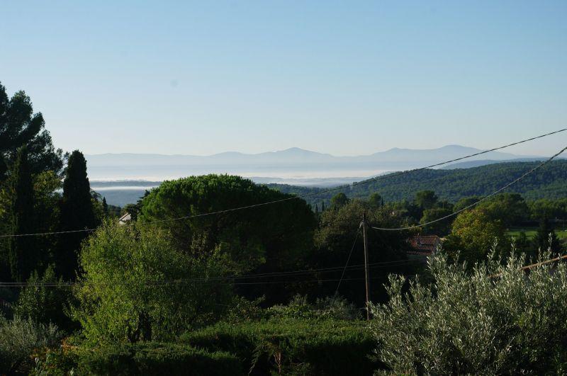 Vista dalla casa vacanze Affitto Villa  117687 Draguignan