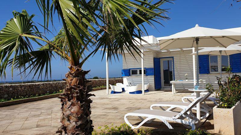 Vista esterna della casa vacanze Affitto Villa  118004 Gallipoli