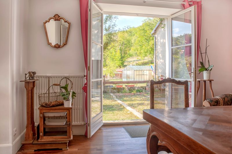 Vista dalla casa vacanze Affitto B&B 118037 Dijon