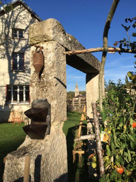 Vista esterna della casa vacanze Affitto B&B 118037 Dijon