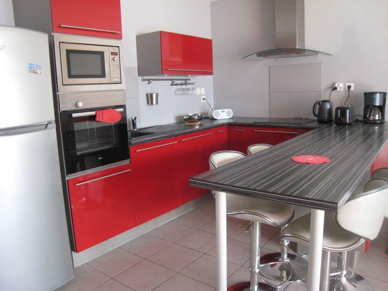 Cucina all'americana Affitto Appartamento 118158 Embrun