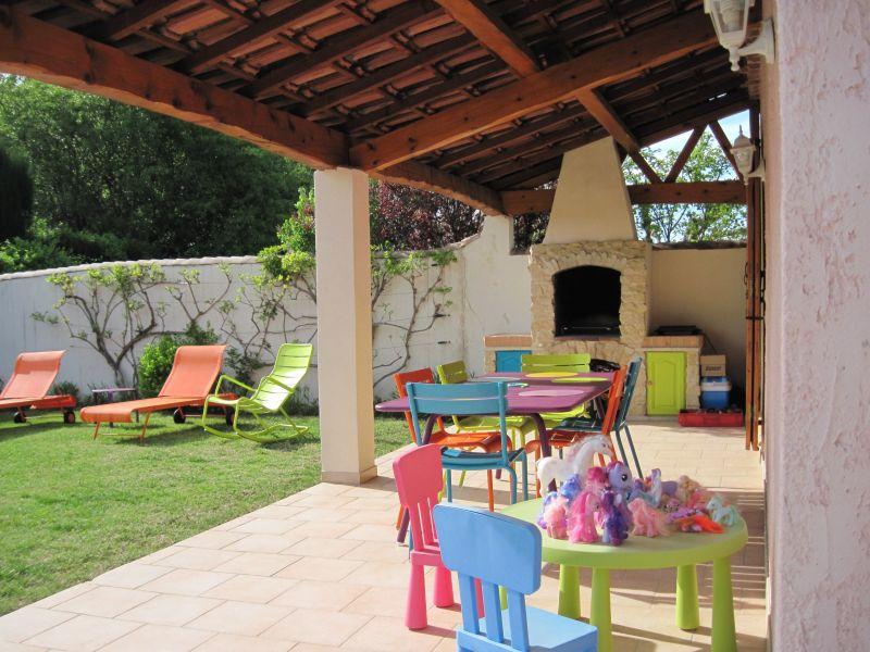 Terrazzo Affitto Villa  118411 Isle sur la Sorgue