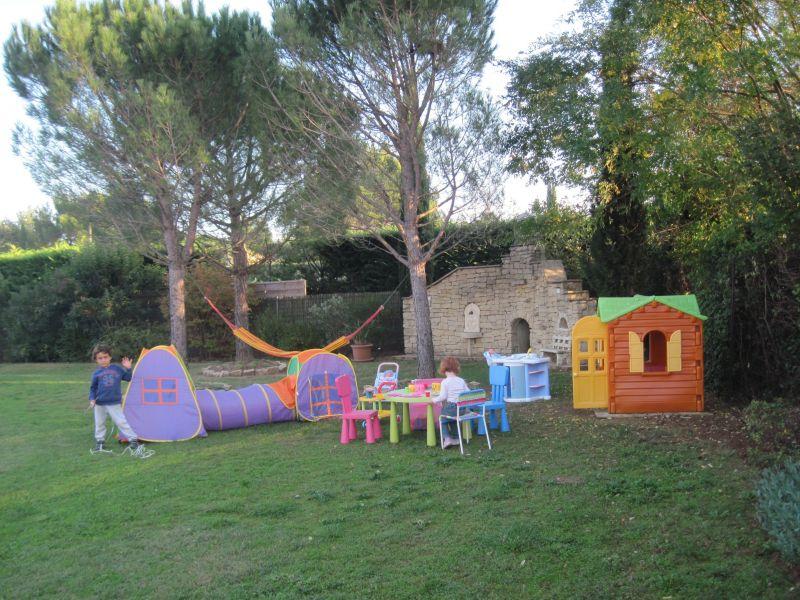 Giardino Affitto Villa  118411 Isle sur la Sorgue