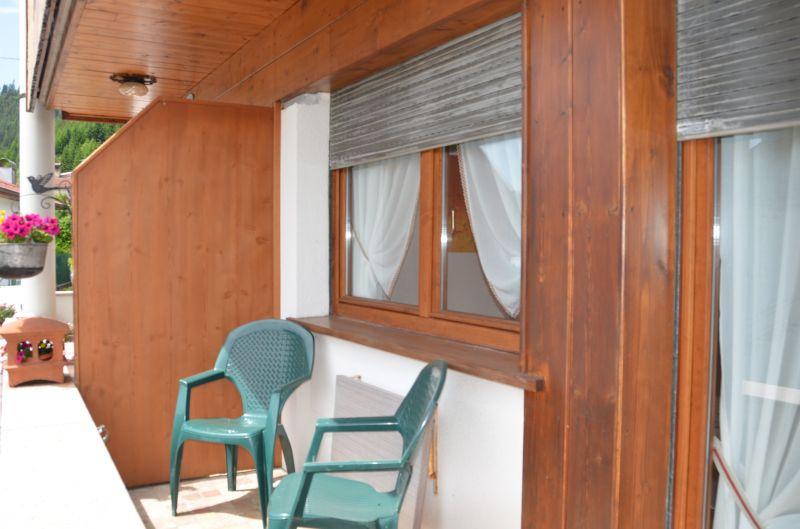 Terrazzo Affitto Appartamento 119819 Pieve di Cadore