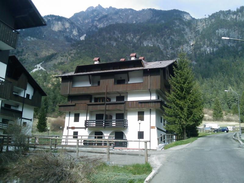 Vista dal terrazzo Affitto Appartamento 67023 Auronzo di Cadore
