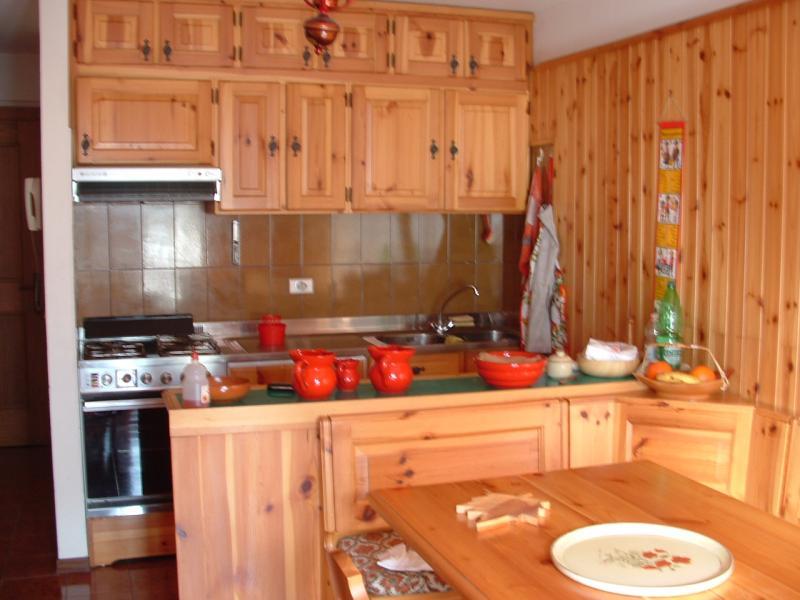 Angolo cottura Affitto Appartamento 67023 Auronzo di Cadore