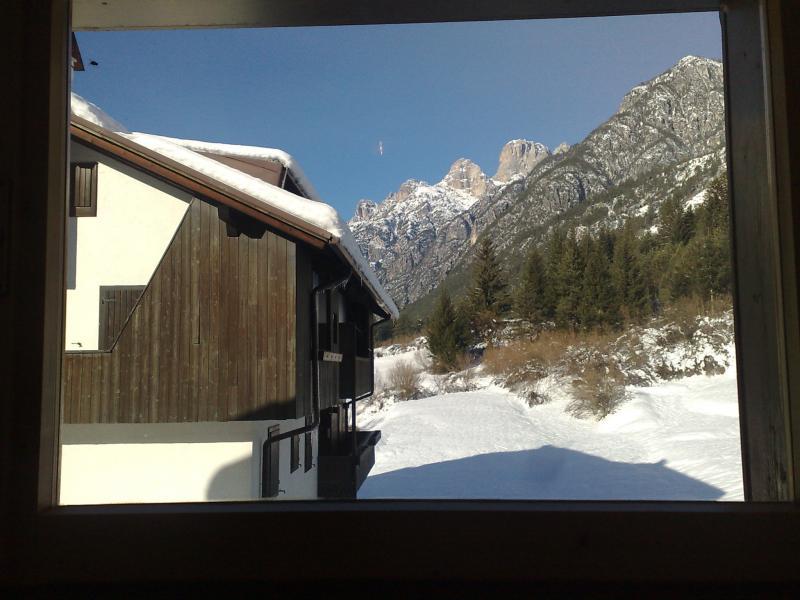 Vista dalla casa vacanze Affitto Appartamento 67023 Auronzo di Cadore