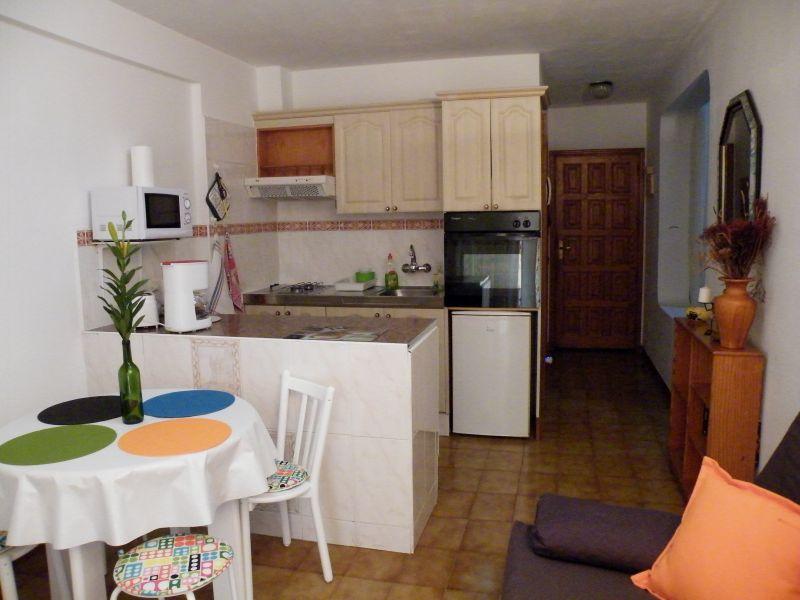 Cucina all'americana Affitto Appartamento 70136 Los Cristianos