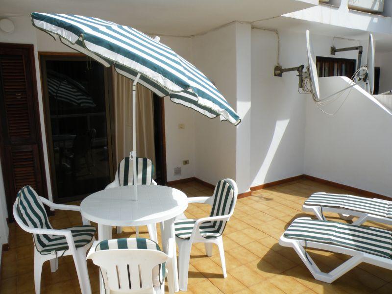 Terrazzo Affitto Appartamento 70136 Los Cristianos