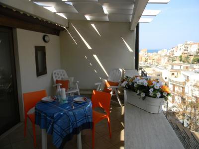 Veranda 1 Affitto Appartamento 70426 Castellammare del Golfo
