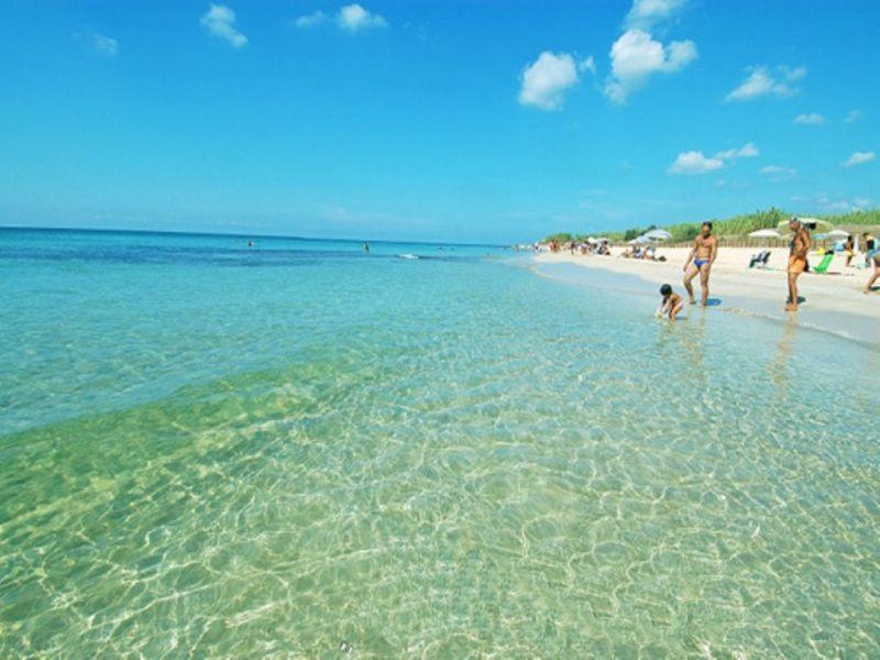 Spiaggia Affitto Villa  72212 Pescoluse