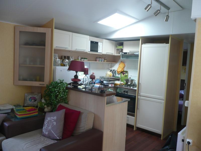 Soggiorno Affitto Casa mobile 74240 Vias Plage