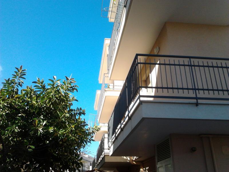 Vista esterna della casa vacanze Affitto Appartamento 75249 Polignano a Mare