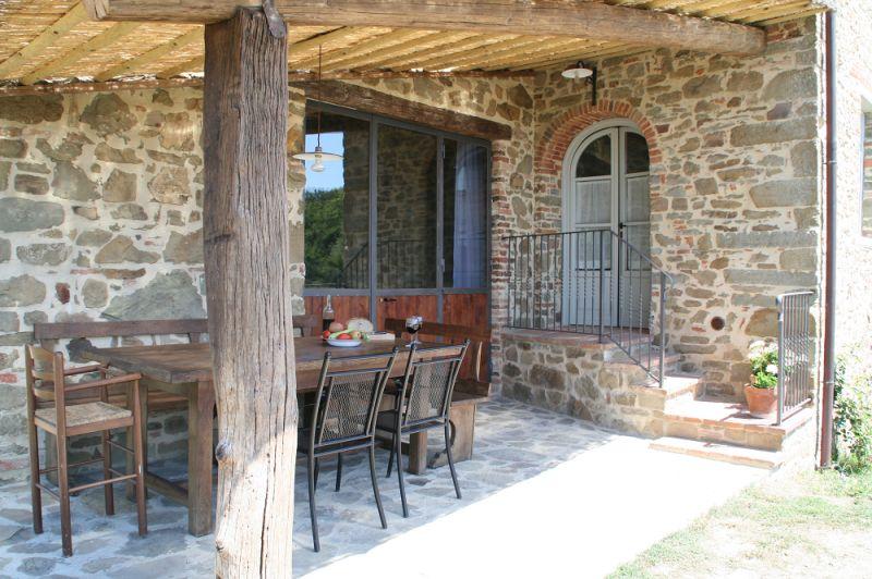 Loggia Affitto Villa  75874 Siena