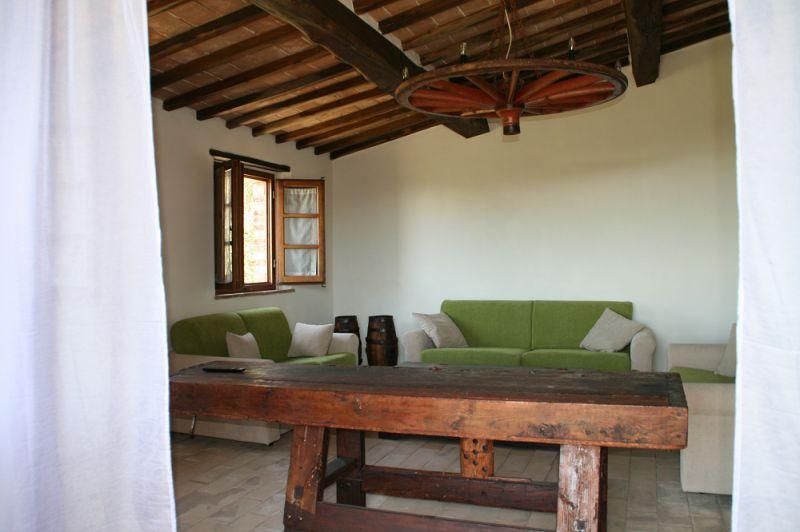 Soggiorno Affitto Villa  75874 Siena
