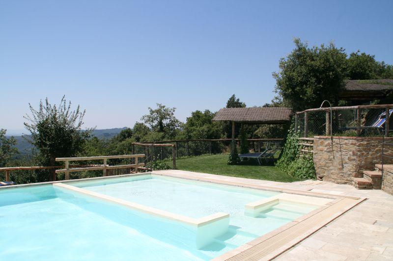 Piscina Affitto Villa  75874 Siena
