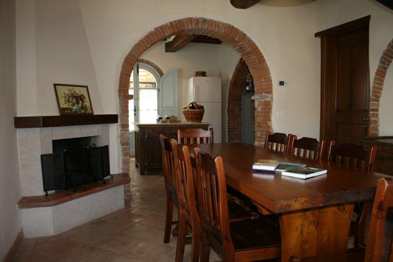 Sala da pranzo Affitto Villa  75874 Siena