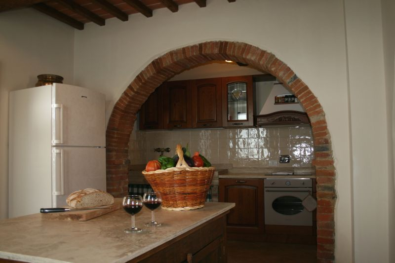 Cucina all'americana Affitto Villa  75874 Siena