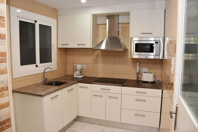 Cucina separata Affitto Appartamento 76045 Rosas