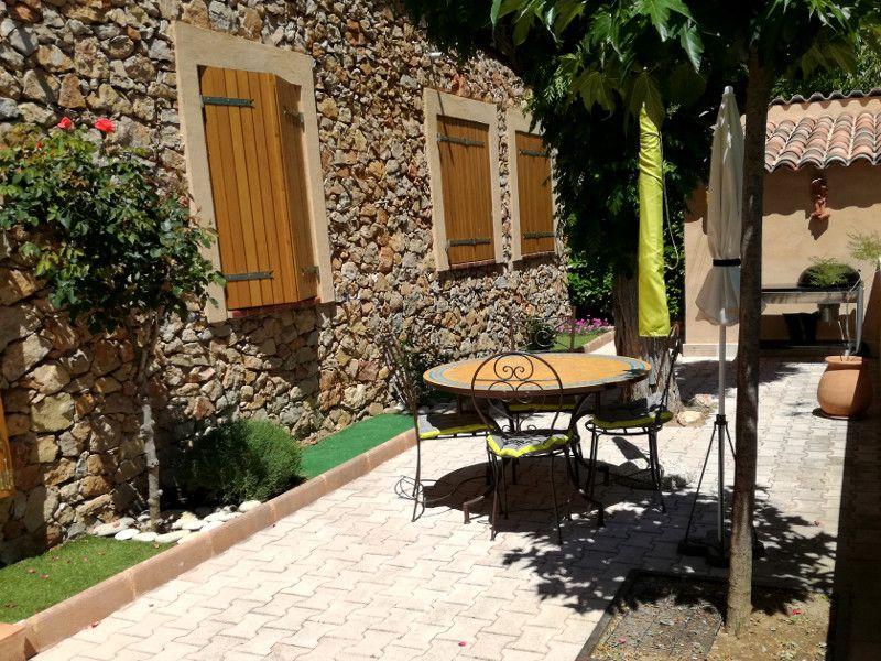 Terrazzo Affitto Appartamento 77282 Les Salles sur Verdon