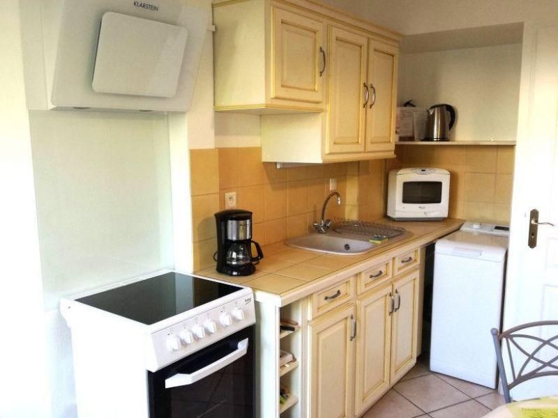 Cucina separata Affitto Appartamento 77282 Les Salles sur Verdon