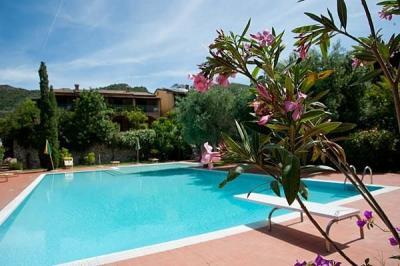 Vista esterna della casa vacanze Affitto Appartamento 77662 Rio nell'Elba