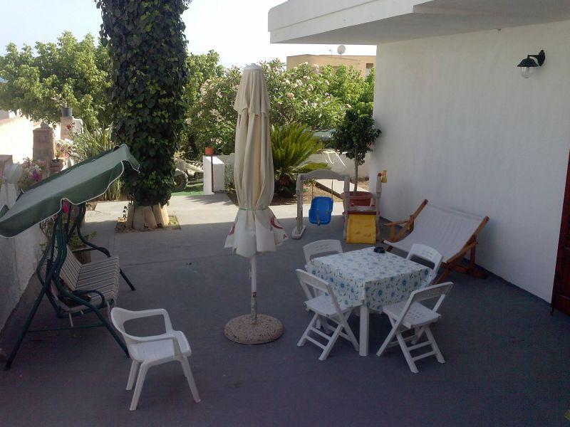 Vista dalla casa vacanze Affitto Appartamento 77732 Triscina